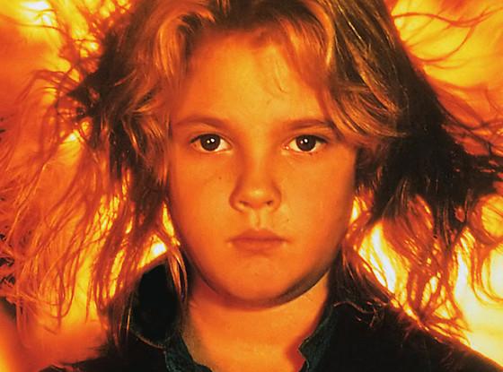 Firestarter, Drew Barrymore