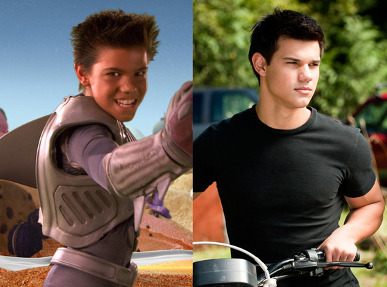 Taylor Lautner, The Adventures of Sharkboy, Twilight