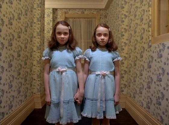 The Shining, Lisa Burns, Louise Burns