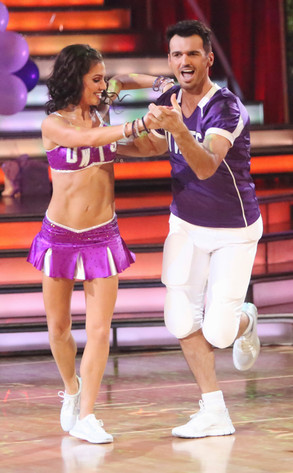 Melissa Rycroft, Dancing with the Stars