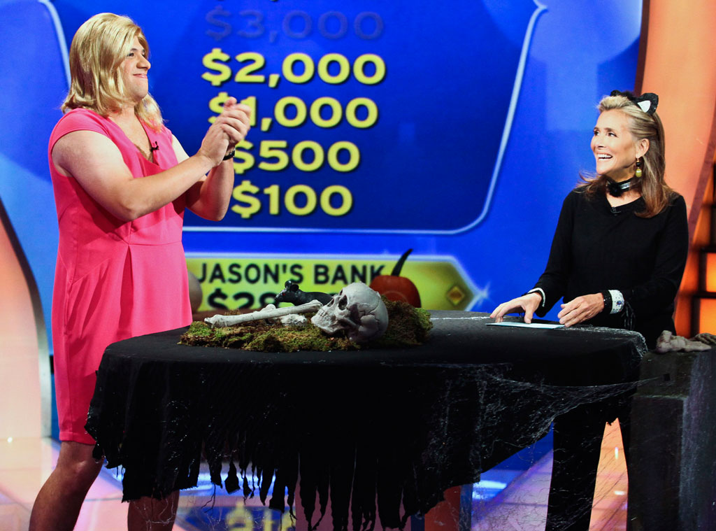 JASON HOFFMAN, MEREDITH VIEIRA, WHO WANTS TO BE A MILLIONAIRE