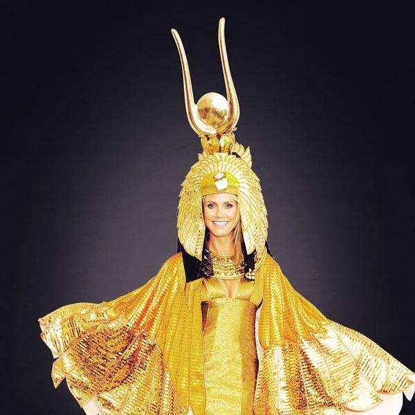 2012 From Heidi Klum S Halloween Costumes E News