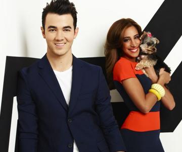 Married to Jonas, Kevin Jonas, Danielle Deleasa