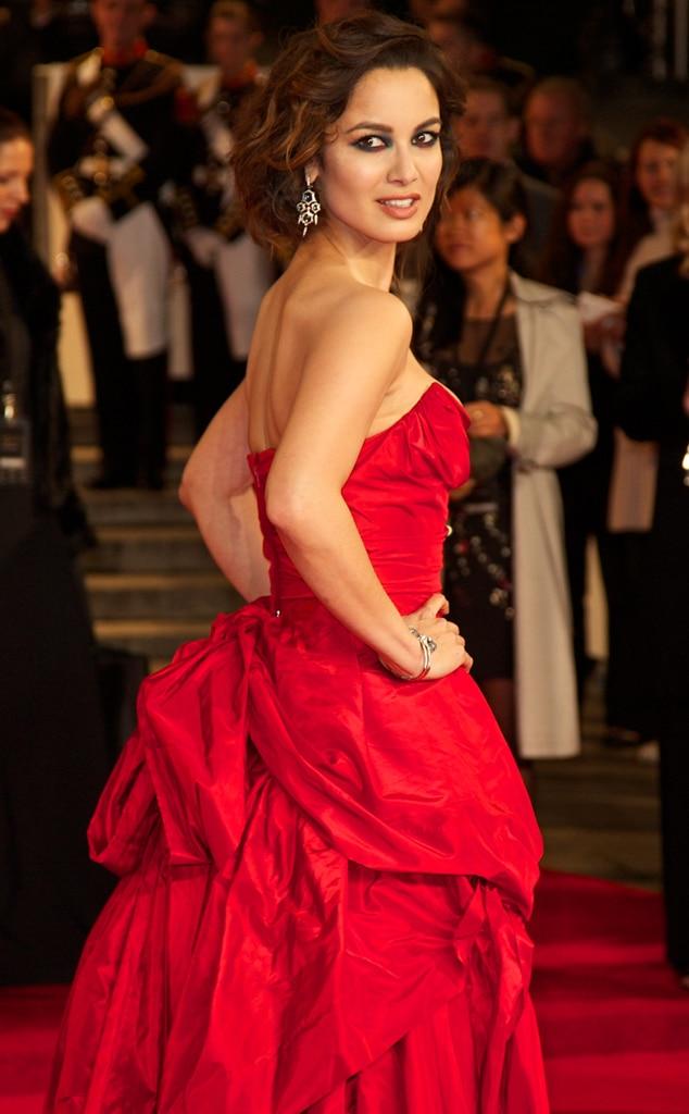 Berenice Marlohe, Skyfall, London Premiere