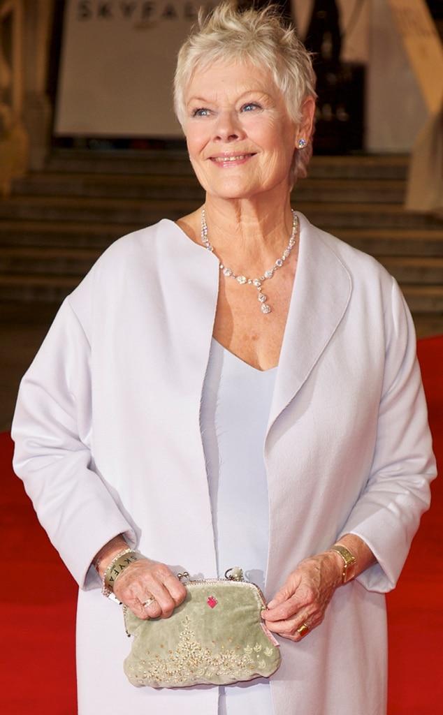 Judi Dench, Skyfall, London Premiere