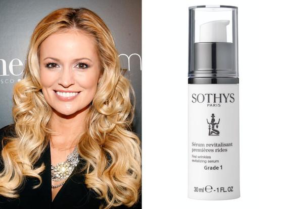 Emily Maynard, Sothys Revitalizing Face Serum