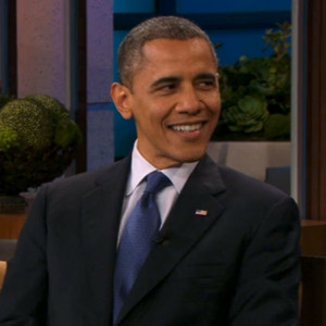 President Barack Obama, Jay Leno, The Tonight Show