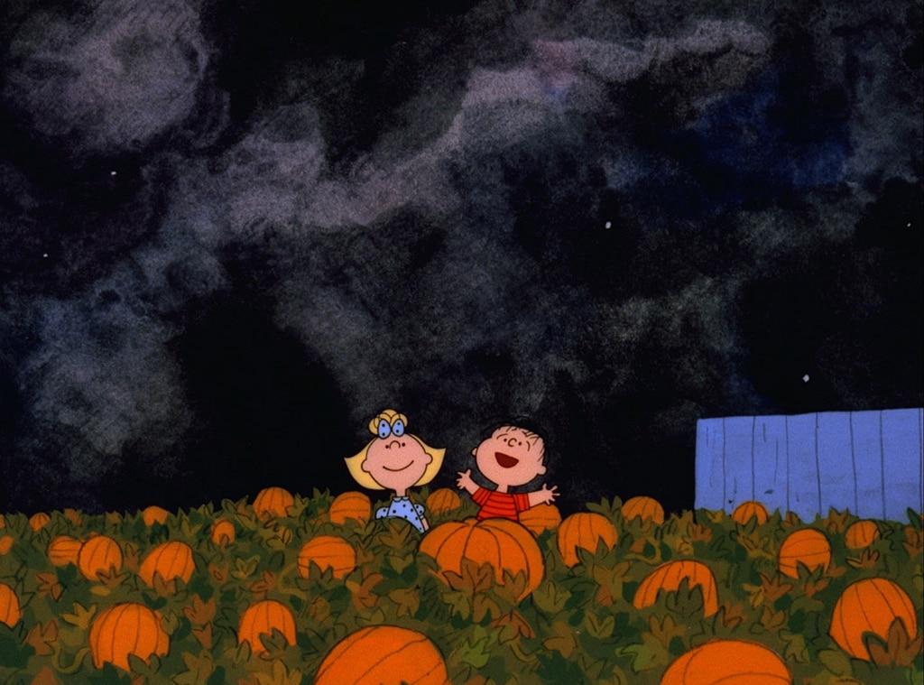 The Great Pumpkin, Charlie Brown