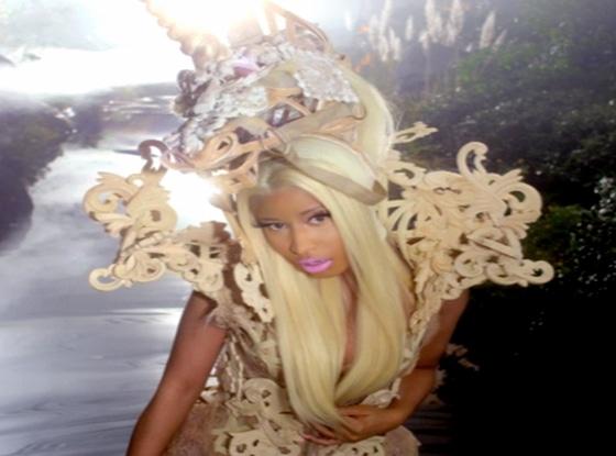 Nikki Minaj, VaVaVroom **do not post till 4pm PST