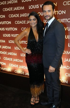 Inauguracao loja Louis Vuitton