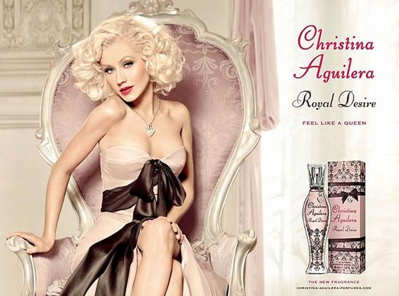 Christina Aguilera, Perfume, Royal Desire