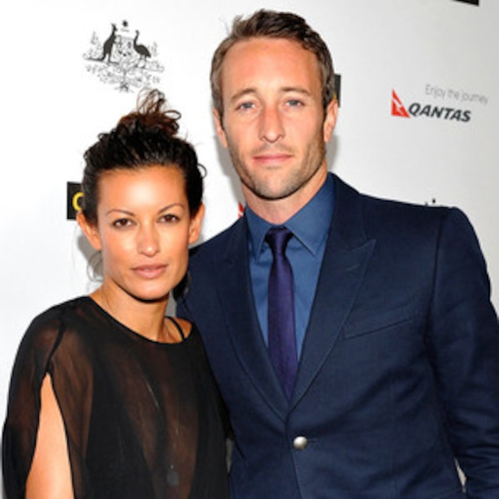 Hawaii Five Oh Baby Alex Oloughlin Welcomes A Son With Malia