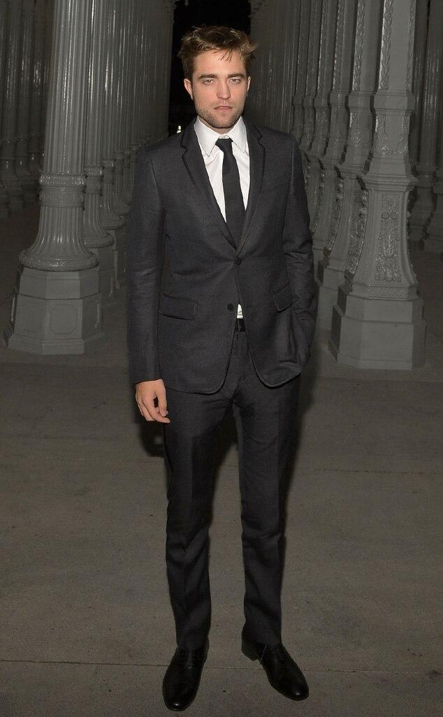 LACMA Gala, Robert Pattinson