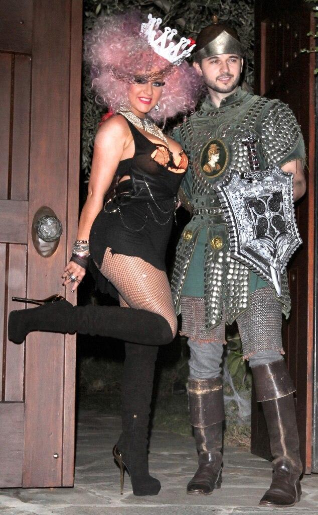 Christina Aguilera, Matthew Rutler