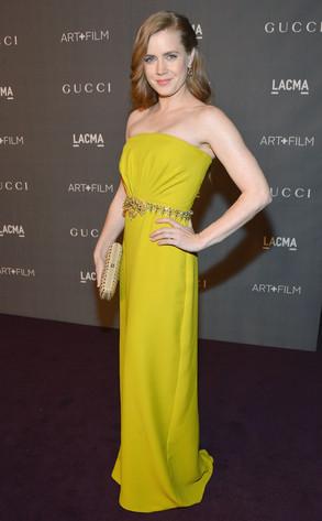 LACMA Gala, Amy Adams