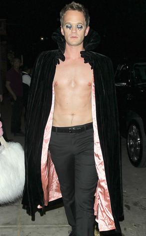 Neil Patrick Harris, Halloween