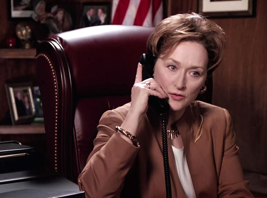 The Manchurian Candidate, Meryl Streep