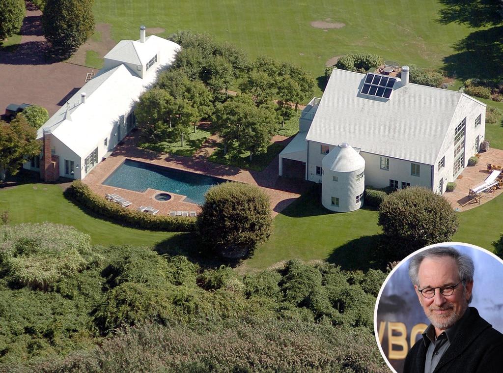 Steven Spielberg, Celeb Home