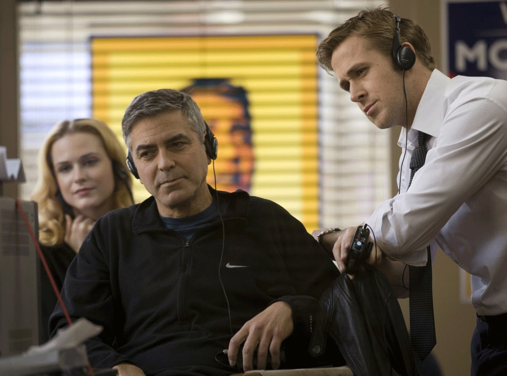 Ides of March, Ryan Gosling, George Clooney, Evan Rachel Wood