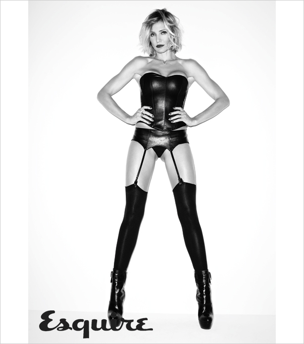 Cameron Diaz by Esquire UK