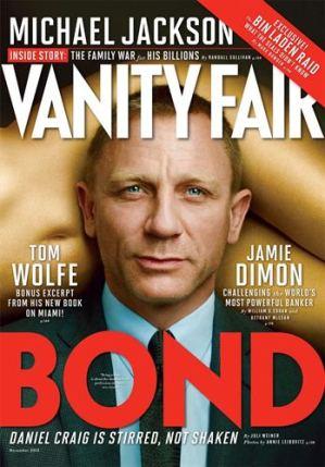 Daniel Craig by Vanity Fair