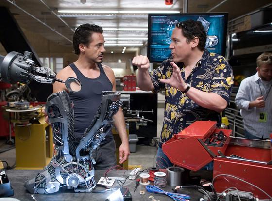 Jon Favreau, Iron Man