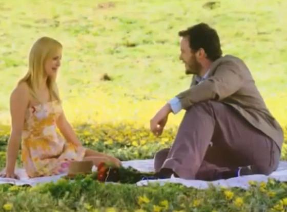 Movie 43, Anna Faris, Chris Pratt