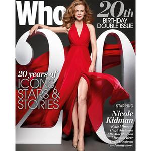 Nicole Kidman, Who Magazine