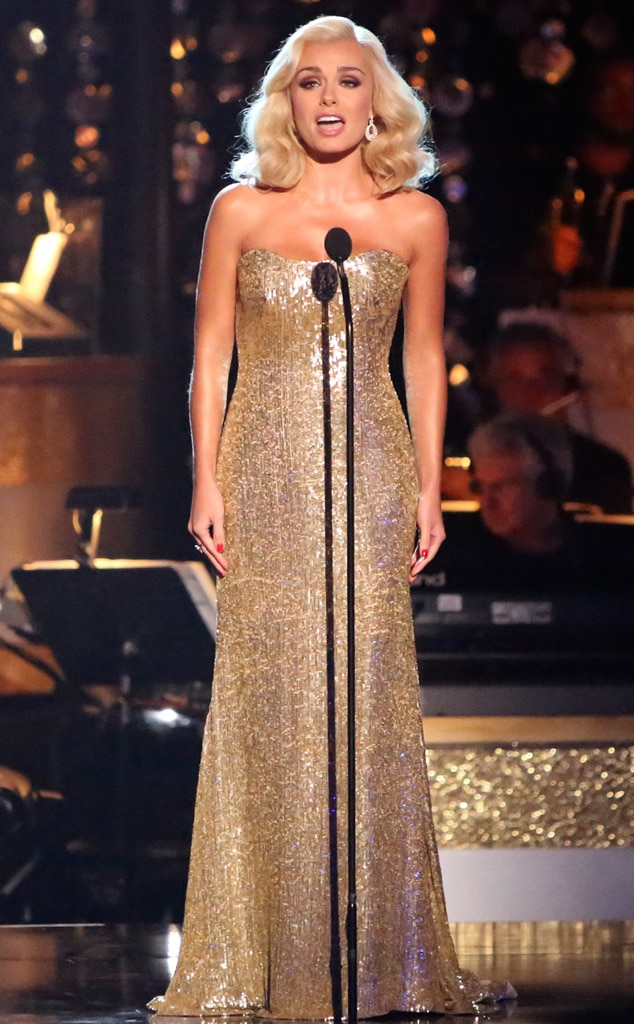 Katherine Jenkins, Dancing with the Stars Performance