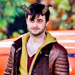 Daniel Radcliffe, Horns