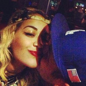 Rob Kardashian, Rita Ora, Twit Pic