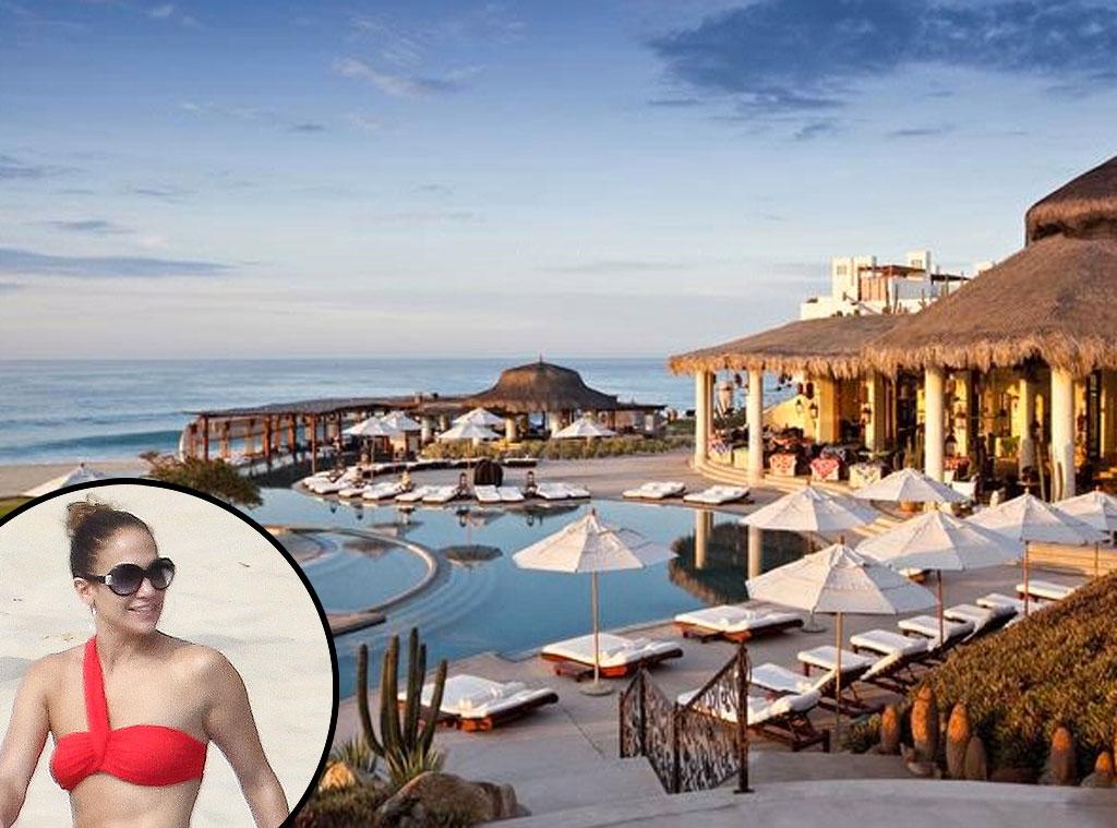 Las Ventanas al Paraiso, Cabo, Jennifer Lopez