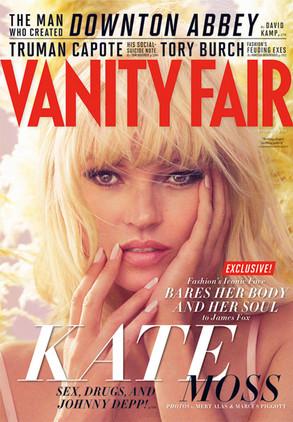 Kate Moss, Vanity Fair