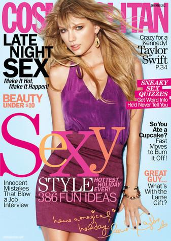 Taylor Swift, Cosmopolitan
