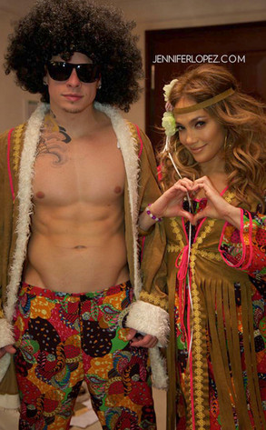 Jennifer Lopez, Casper Smart