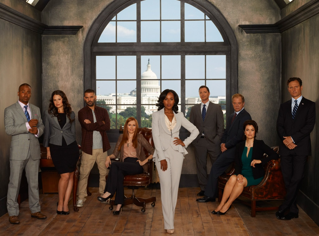 Scandal, Cast