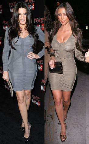 Khloe Kardahian Odom, Kim Kardashian