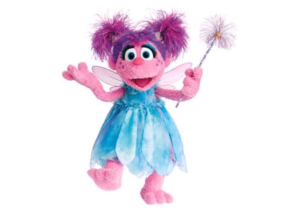 Sesame Street, Abby Cadabby