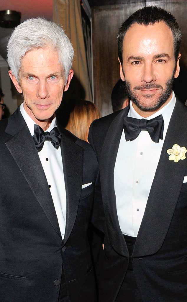 74b7ef19c696 Tom Ford Secretly Marries Partner Richard Buckley