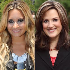 Demi Lovato, Jennifer Livingston