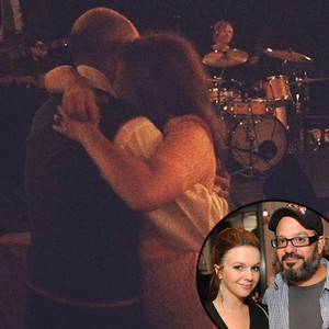 Amber Tamblyn, David Cross