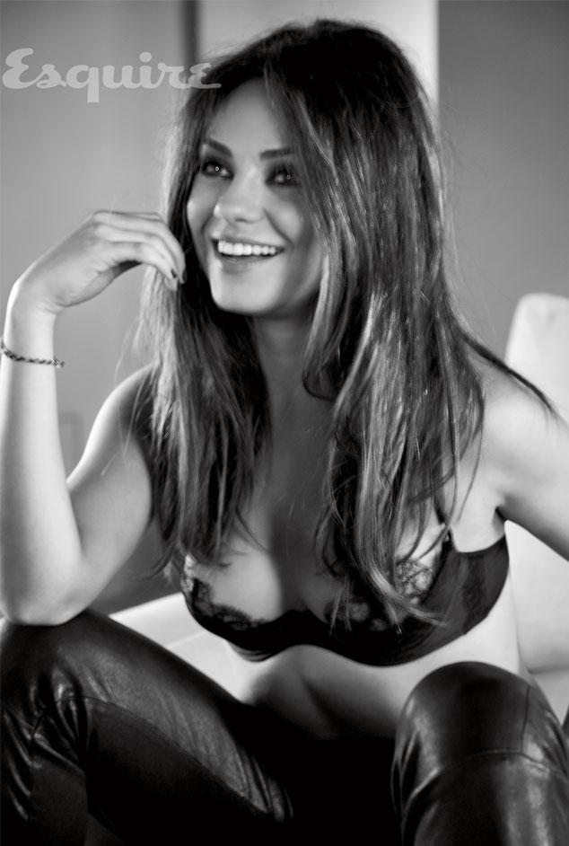 Mila Kunis, Esquire Magazine