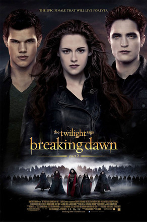 The Twilight Saga: Breaking Dawn 2, Poster