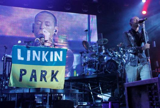 Linkin Park, Chester Bennington, Chaz Bennington