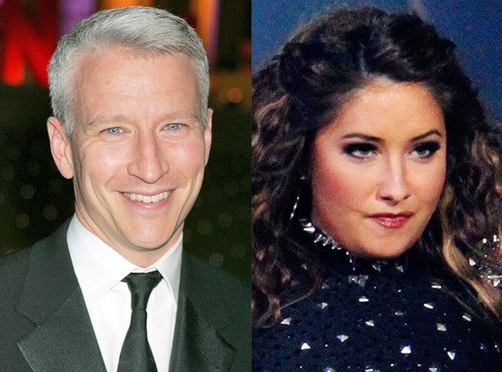 Bristol Palin, Anderson Cooper