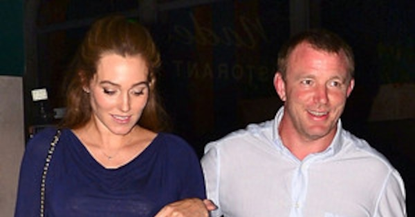 Guy Ritchie Welcomes Third Child With Fiancée Jacqui ...