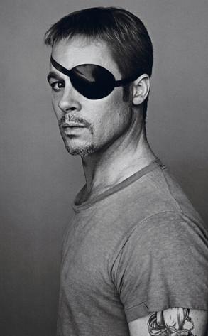 Brad Pitt, Interview Magazine