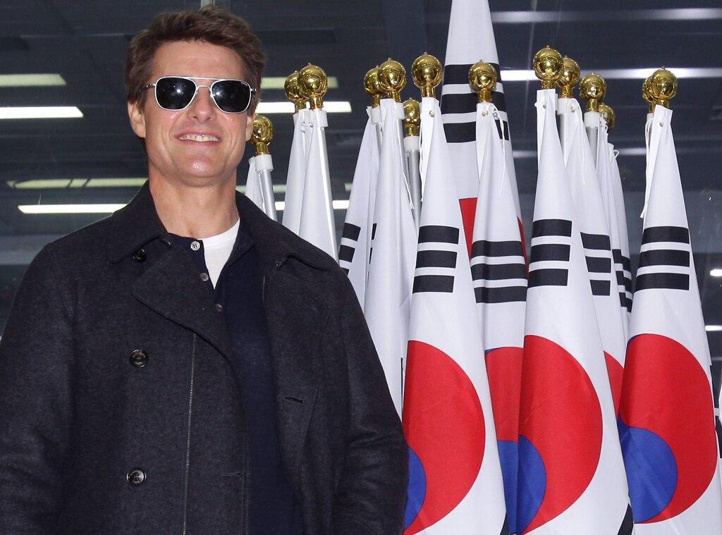 Tom Cruise, South Korea
