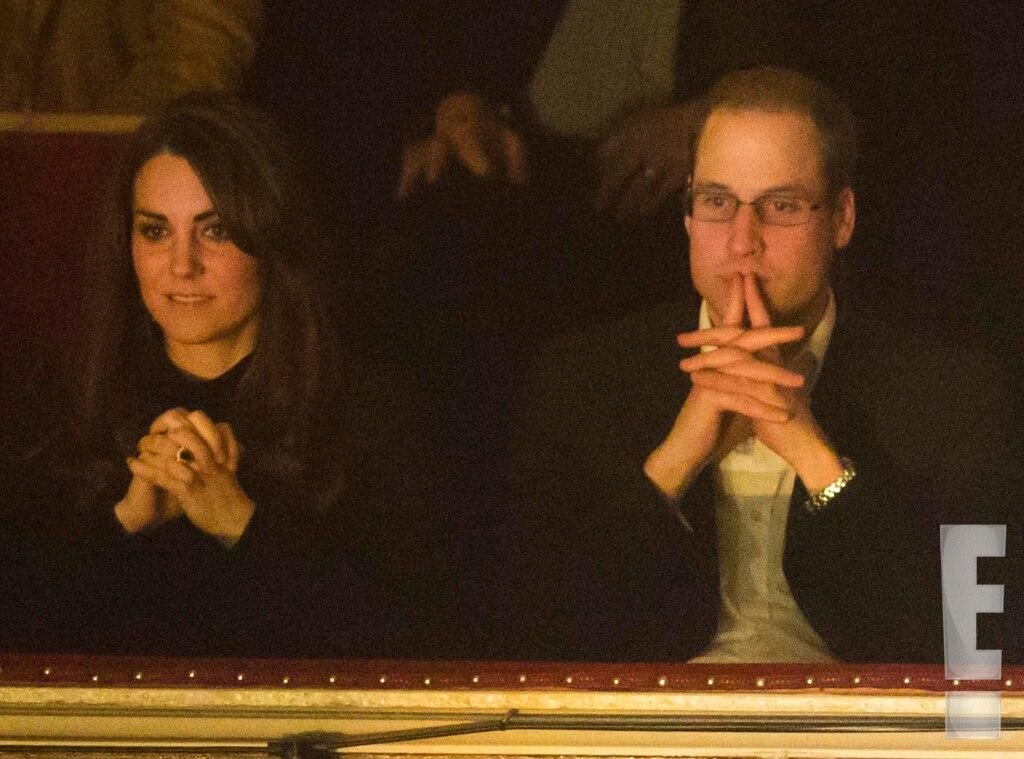 Kate Middleton, Prince William, Royal Family 31st Birthday Exclusive