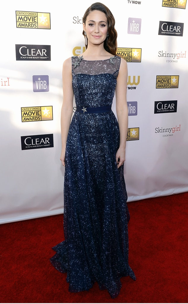 Emmy Rossum, Criticss Choice Movie Awards